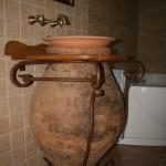 Detalle lavabo | Apartamento Claudia | Alojamiento Apartamentos Rurales Señora Clara