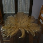 Detalle mesa - Apartamento María | Alojamiento apartamentos rurales Señora Clara