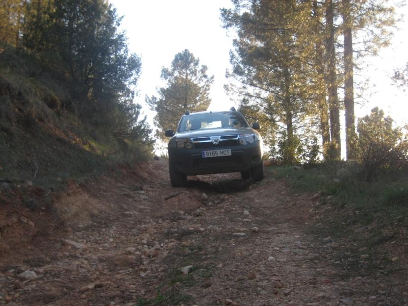 Rutas 4x4 por el parque natural de la Sierra Norte de Guadalajara